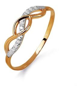 Кольцо с фианитами Т142015672