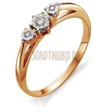 Кольцо с бриллиантами Т145613417
