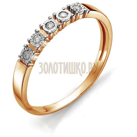 Кольцо с бриллиантами Т145613436