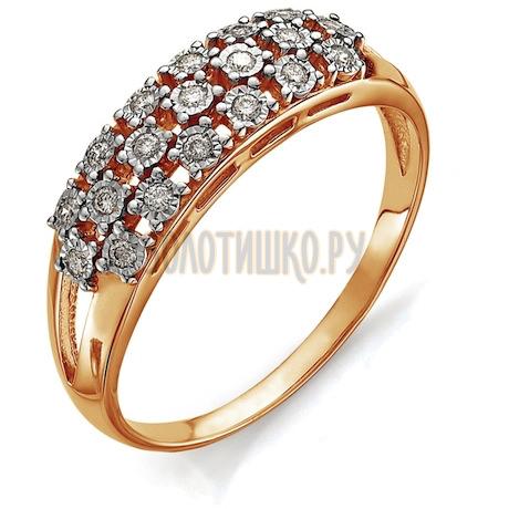 Кольцо с бриллиантами Т145613445