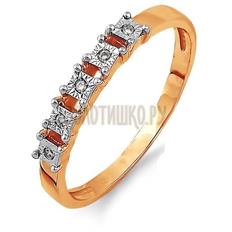 Кольцо с бриллиантами Т145613495