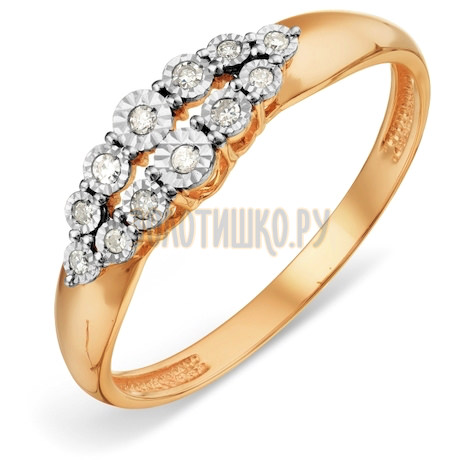 Кольцо с бриллиантами Т145618783