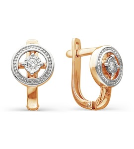Серьги с бриллиантами Т145624178