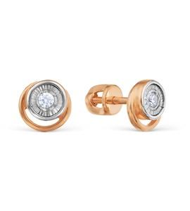 Серьги с бриллиантами Т145628826