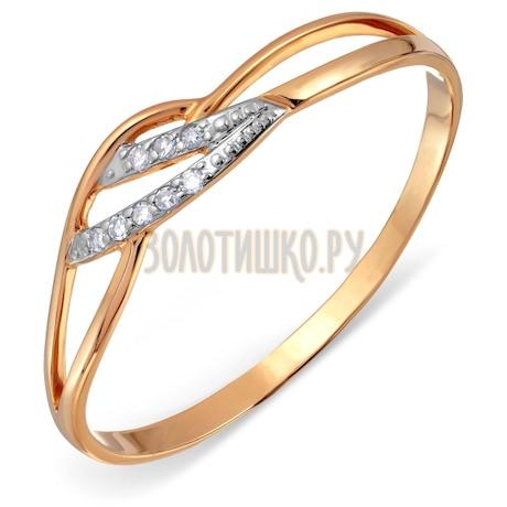 Кольцо с бриллиантами Т146017574