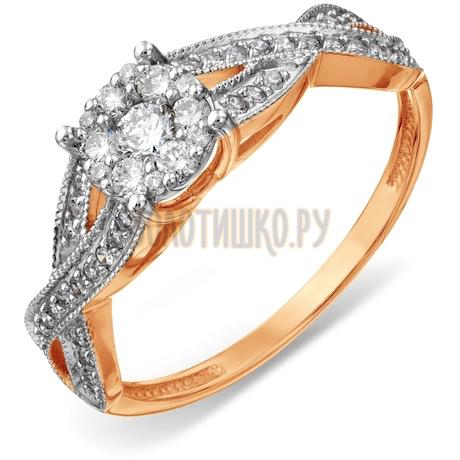 Кольцо с бриллиантами Т146017814