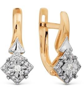 Серьги с бриллиантами Т146629767