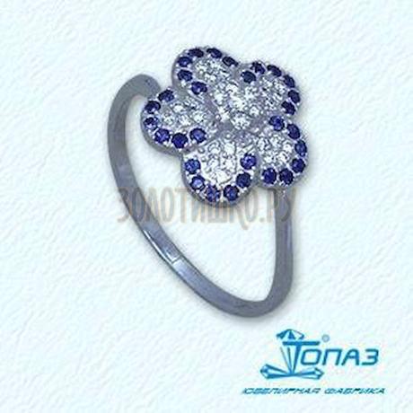 Кольцо с бриллиантами Т301011009