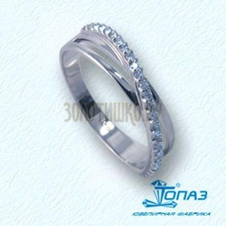 Кольцо с бриллиантами Т301011018