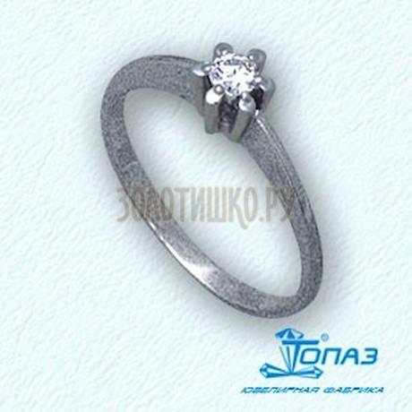 Кольцо с бриллиантом Т301011030