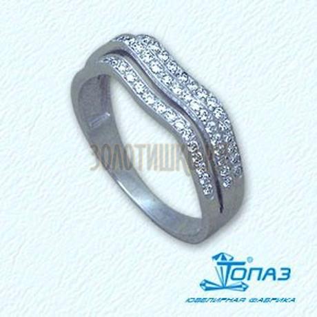 Кольцо с бриллиантами Т301011033