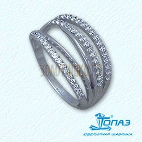 Кольцо с бриллиантами Т301011040