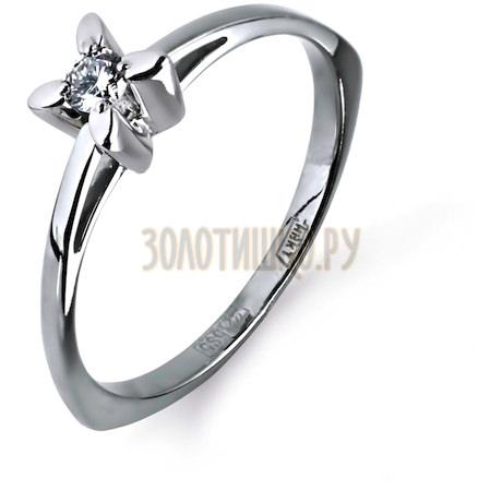 Кольцо с бриллиантом Т301011052