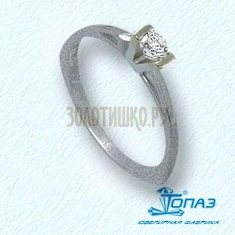 Кольцо с бриллиантом Т301011054