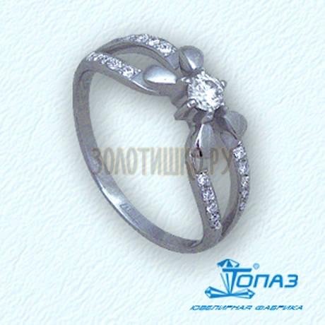 Кольцо с бриллиантами Т301011058-1