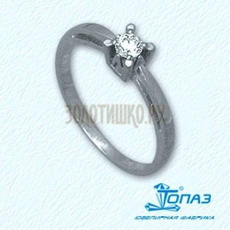 Кольцо с бриллиантом Т301011062