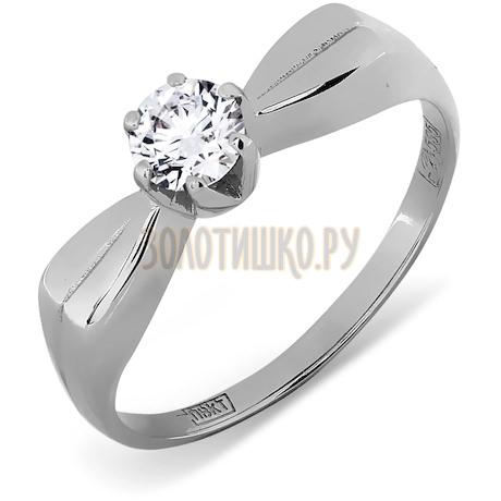 Кольцо с бриллиантом Т301011081