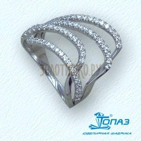 Кольцо с бриллиантами Т301011101