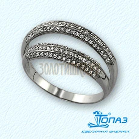 Кольцо с бриллиантами Т301011155-1