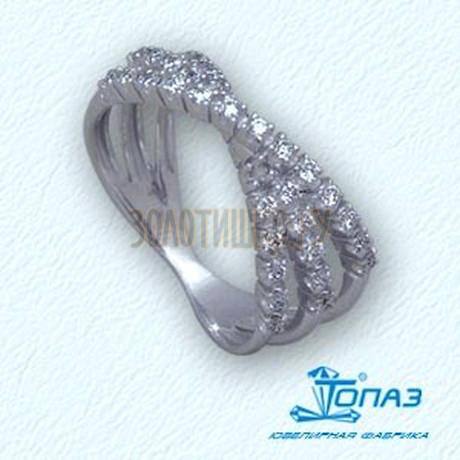 Кольцо с бриллиантами Т301011181