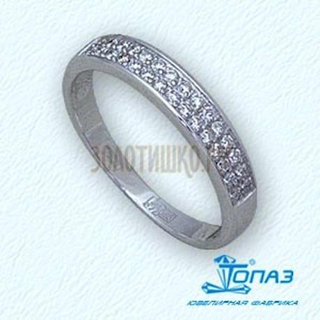 Кольцо с бриллиантами Т301011208