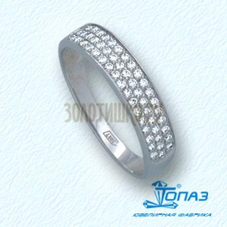 Кольцо с бриллиантами Т301011243