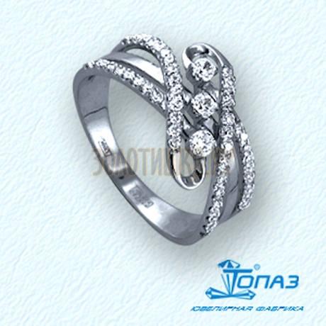 Кольцо с бриллиантами Т301011295-1