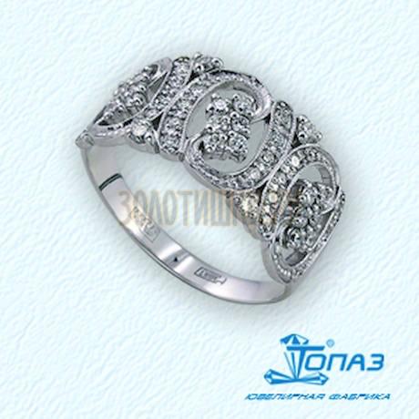 Кольцо с бриллиантами Т301011296-1