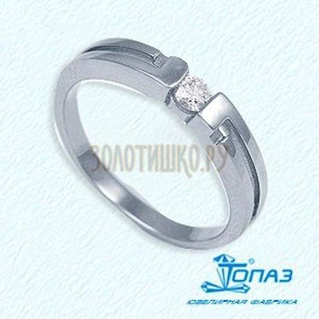 Кольцо с бриллиантом Т301011361