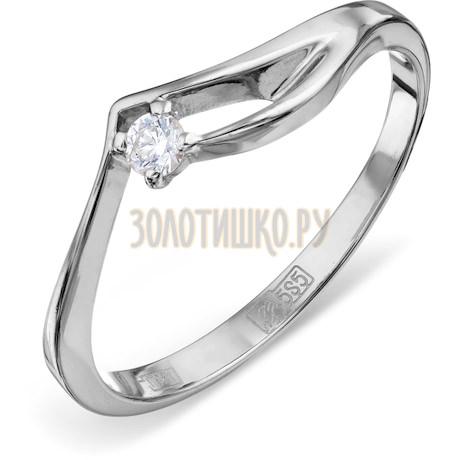 Кольцо с бриллиантом Т301011362