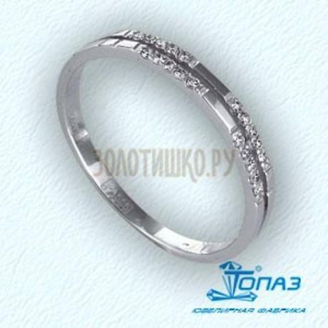 Кольцо с бриллиантами Т301011527