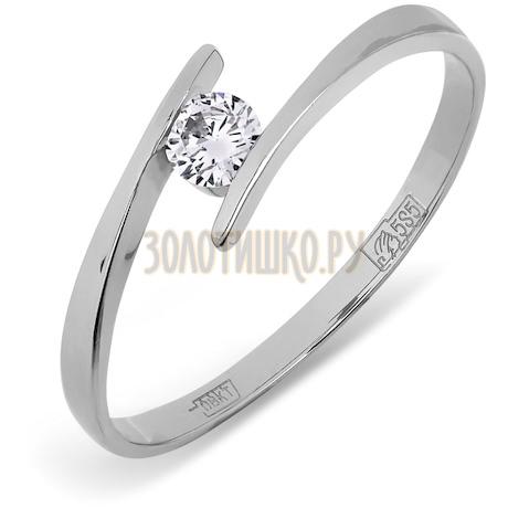 Кольцо с бриллиантом Т301011528