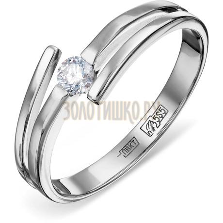 Кольцо с бриллиантом Т301011535