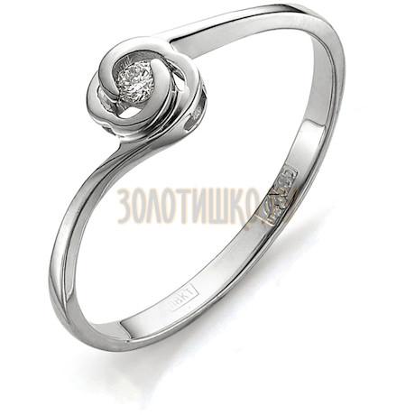 Кольцо с бриллиантом Т301011552