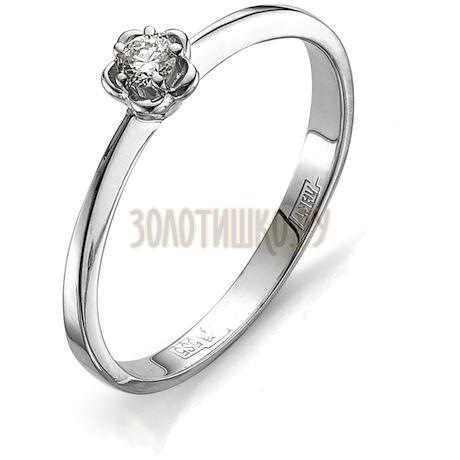 Кольцо с бриллиантом Т301011557