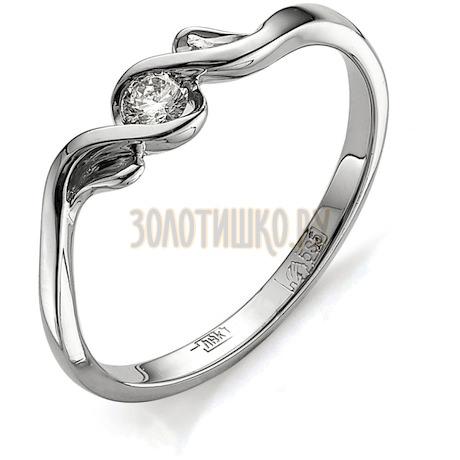 Кольцо с бриллиантом Т301011571