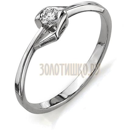 Кольцо с бриллиантом Т301011573