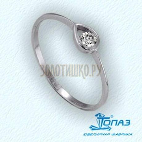 Кольцо с бриллиантом Т301011582