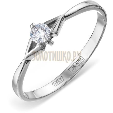 Кольцо с бриллиантом Т301011584