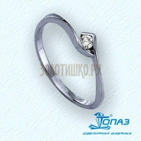Кольцо с бриллиантом Т301011586