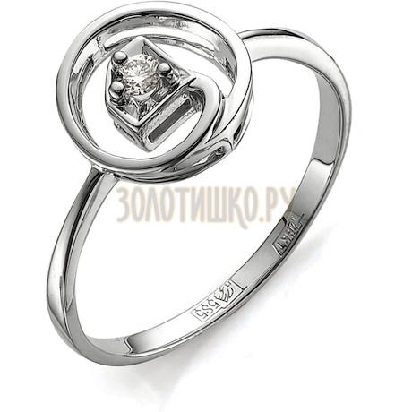 Кольцо с бриллиантом Т301011590