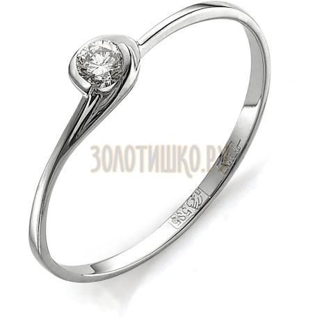 Кольцо с бриллиантом Т301011591