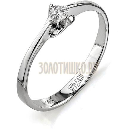 Кольцо с бриллиантом Т301011596