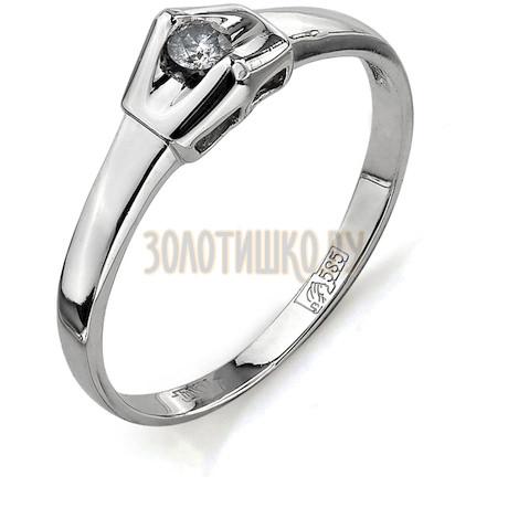 Кольцо с бриллиантом Т301011599
