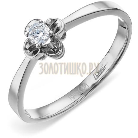 Кольцо с бриллиантом Т301011622