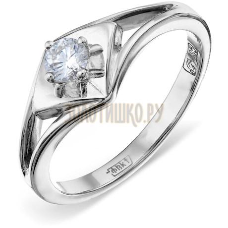 Кольцо с бриллиантом Т301011635