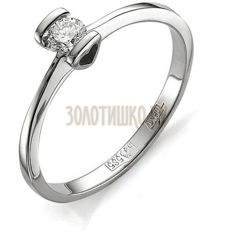 Кольцо с бриллиантом Т301011644