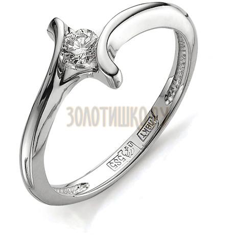 Кольцо с бриллиантом Т301011655