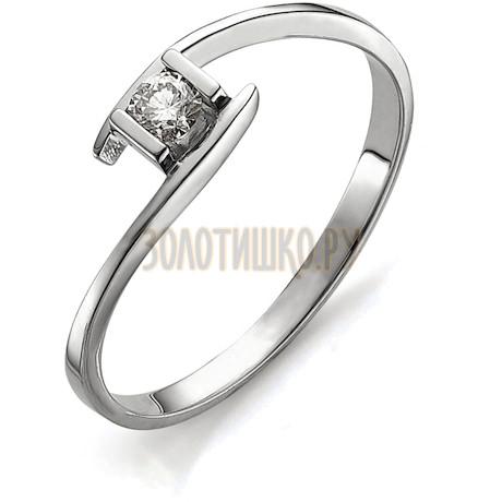 Кольцо с бриллиантом Т301011658