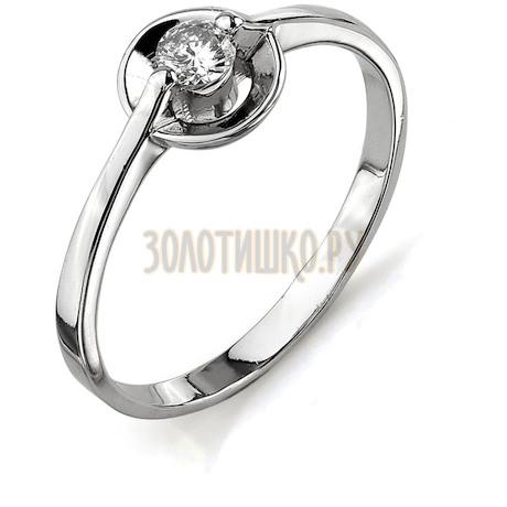 Кольцо с бриллиантом Т301011666
